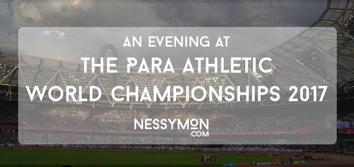 ParaAthletics title - nessymon
