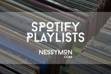spotify Playlists nessymon