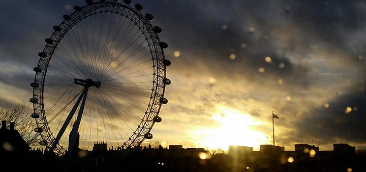 London Eye - nessymon