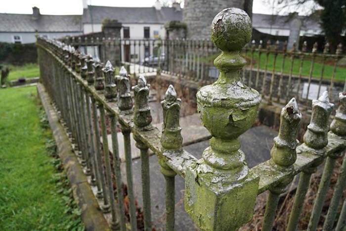 st columbas churchyard kells