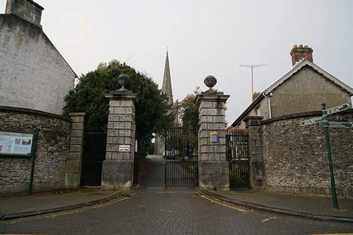St Columba's Churchyard