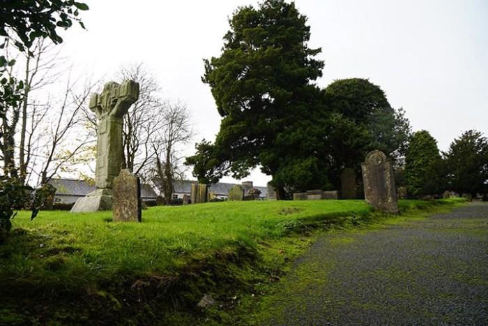 st columbas churchyard kells - nessymon