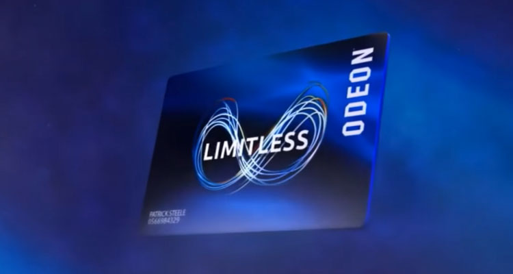 Odeon Limitless // nessymon