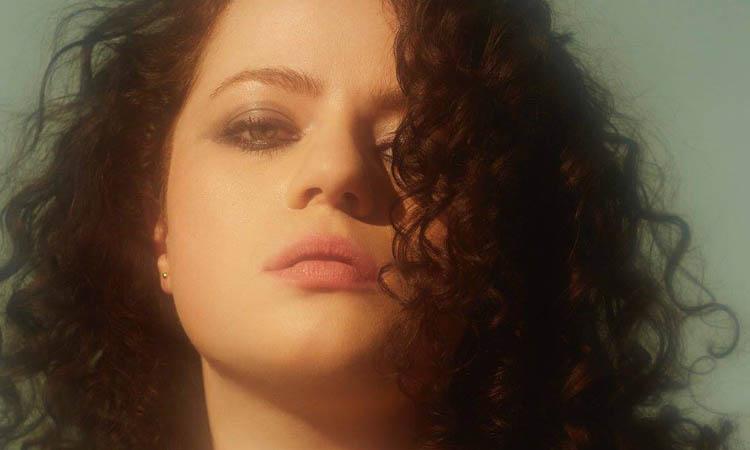 Moody promo shot of singer songwriter Aine