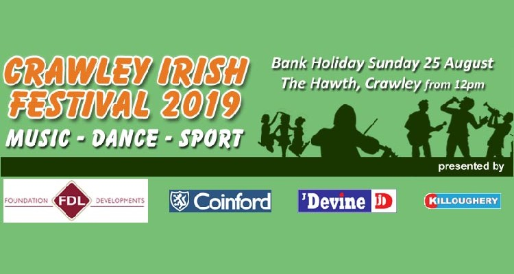 Crawley Irish Festival