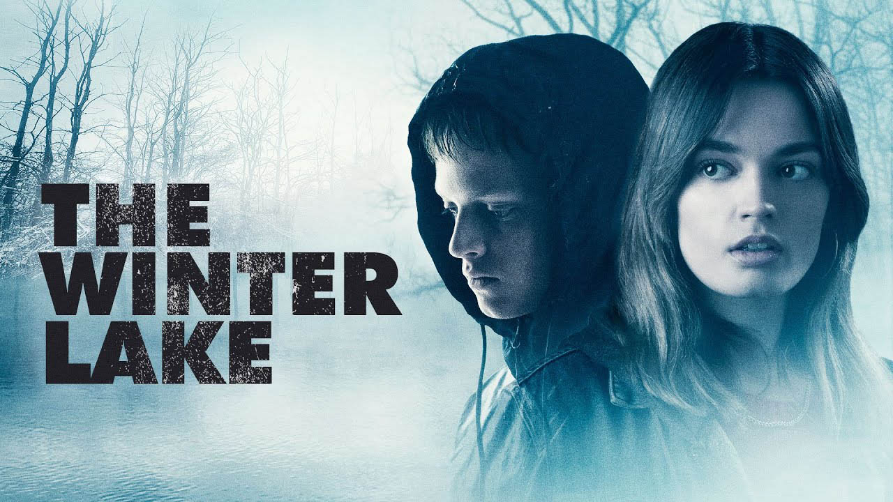 The Winter Lake Film Poster - The London Ear - nessymon
