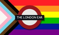 The London Ear Pride Flag
