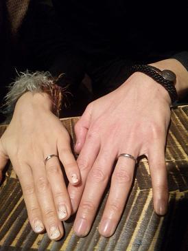熊本、結婚式、結婚指輪、オリジナル結婚式、レストランウエディング、相談、プランナー