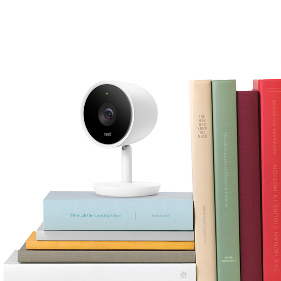 Sometimes to take a step forward, you have to start from scratch. Two years ago, we set out to create the ultimate indoor security camera – one that was smarter, sharper and more beautiful than anything we'd seen before.