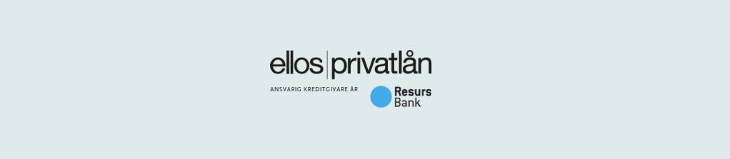 Ellos privatlån eksempel på privatlån