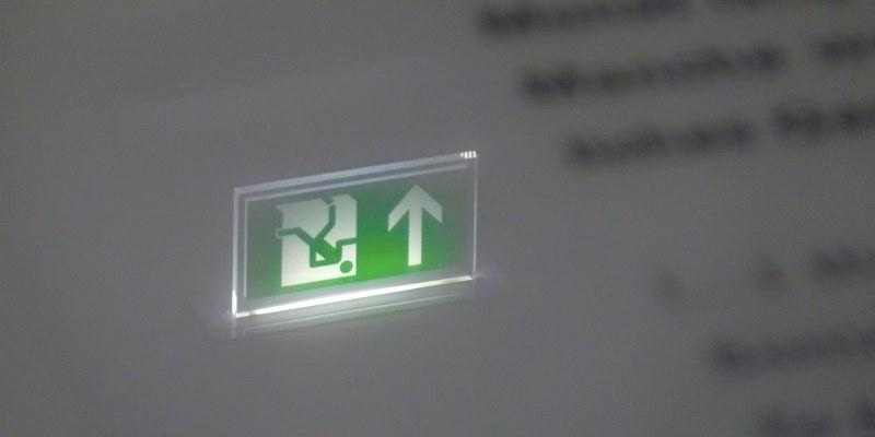 Eksempel exit ulykkesforsikring