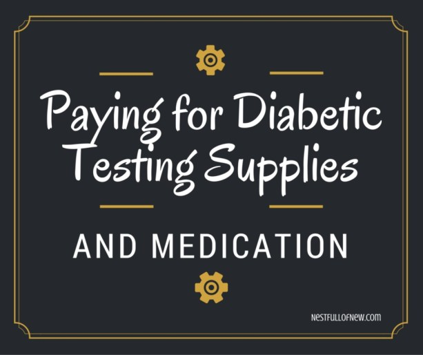 Resources for Paying for Diabetic Testing Supplies and Medication
