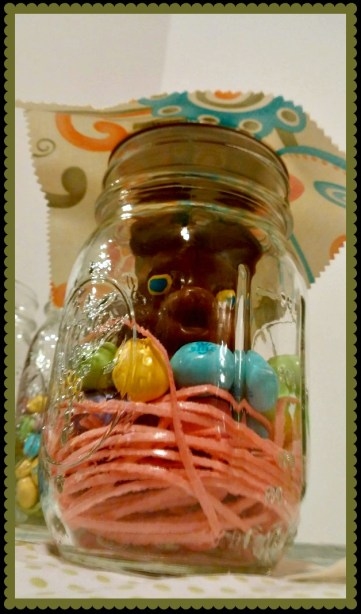 East Mason Jar Craft - Easter 9