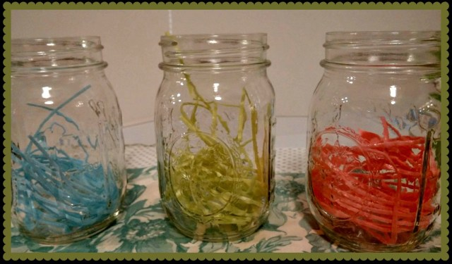 Easy Mason Jar Craft - Easter 6