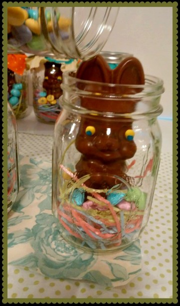 Easy Mason Jar Craft - Easter 7