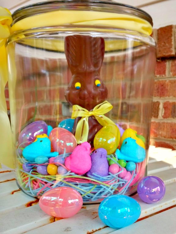 Mason Jar Craft Easter Large 8