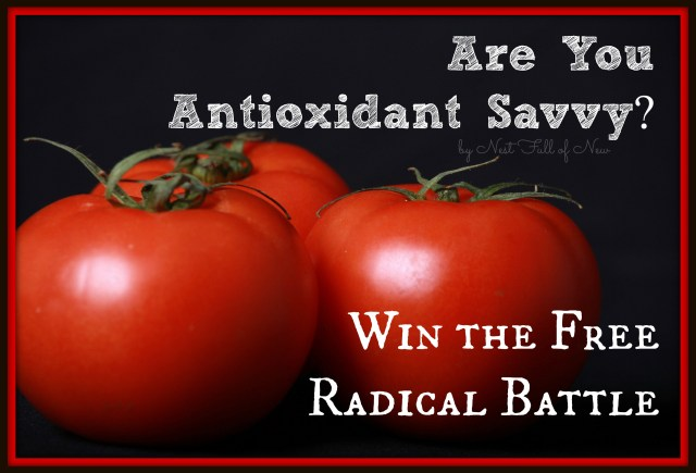 Antioxidants-Free-Radicals