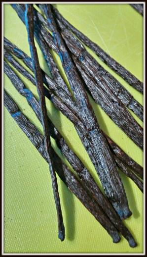 Homemade Vanilla Extract-Beautiful Vanilla Beans