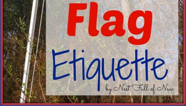 flag-etiquette