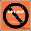 opt out of robocalls
