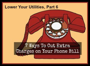 lower utilities part 6.phone bill