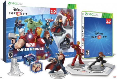 Disney Infinity Marvel Super Heroes 2 Edition