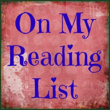 On My Reading List