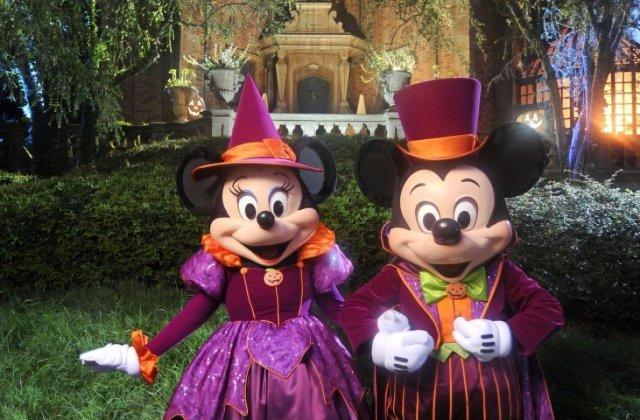 Disney Not So Scary Halloween