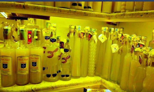 Amalfi Limoncello Bottles