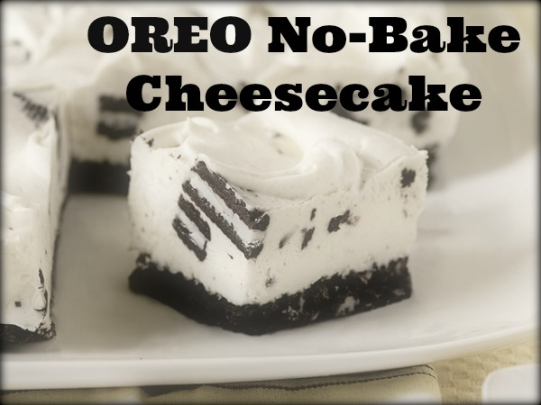 OREA No-Bake Cheesecake