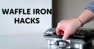 Waffle-Iron-Hacks