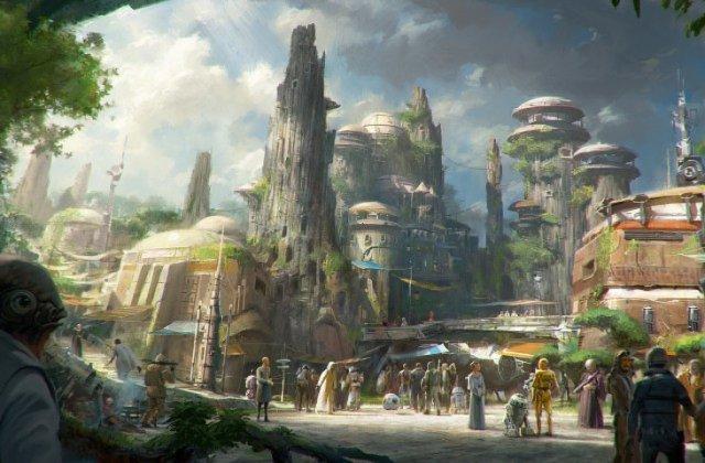 New Star Wars Disney Worl