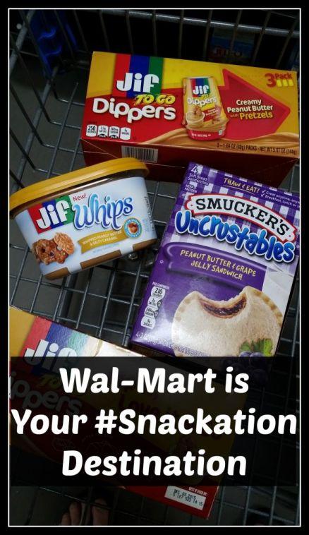 Smuckers at Wal-Mart