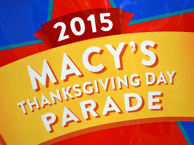Family Guide to the 2015 Macy's Thanksgiving Day Parade