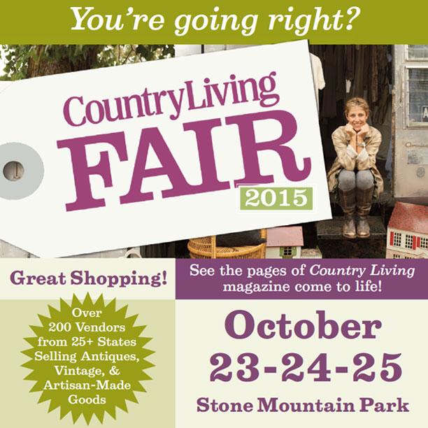Country Living Fair - Atlanta