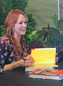 Country Living Fair Ree Book Signing 1