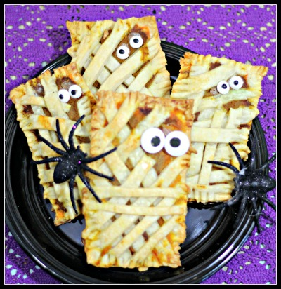 Yummy Mummy Pop Tarts - so easy and adorable!