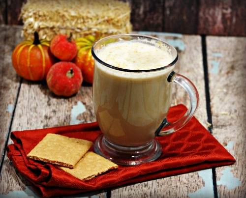 Starbucks Copycat Toasted Graham Latte