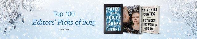 Amazon Editors Picks of 2015