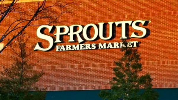Sprouts Holiday Meal Store Front