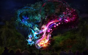 Disney World Rivers of Light