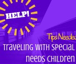 Traveling with special needs children