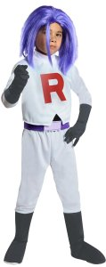 Team Rocket James Costume
