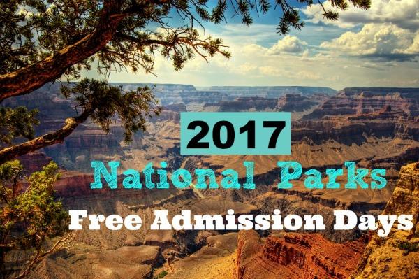 Free Admission Days 2017