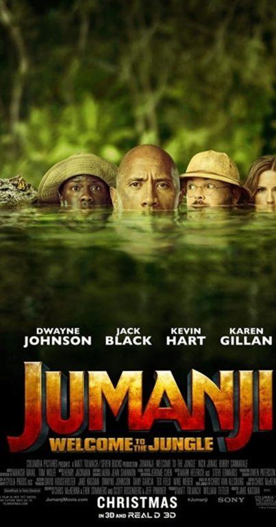 Movie review: Jumanji