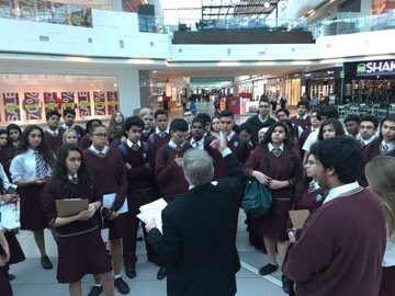 Year 11 Business Trip 2018 – By Avanija Menon and Yousef Qasem