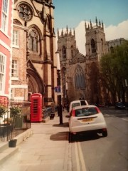 I had the chance to visit York when I was an Erasmus student living in York. European Union students will still have 25 countries to pick from. The Uk will have none.