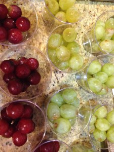 One of the weird Spanish traditions is that you have to eat 12 grapes in the last 12 seconds of the year. Yes, you can do it. You can also choke, spit, stop halfway through and hate grapes for your entire childhood due to this tradition.