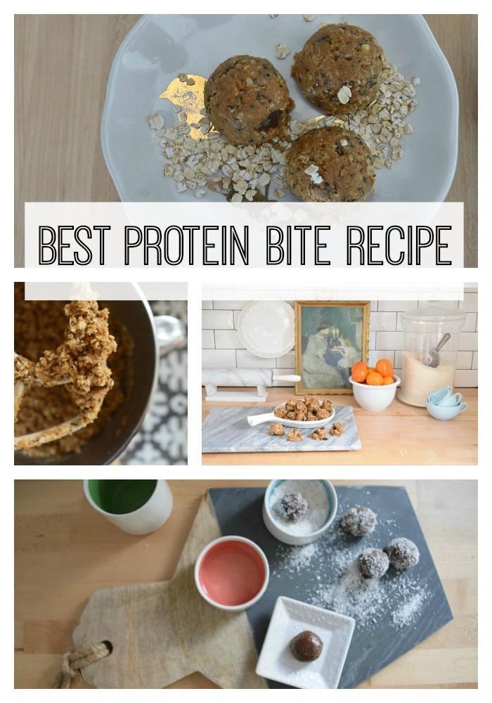 Best Protein Bites Recipe