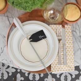 Blogger Home Tours Thanksgiving Setting
